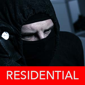 Residential security assessments - security hardening - residential protection