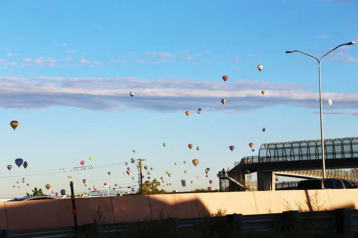 Balloon Fiesta Safety Tips